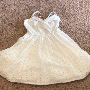 Charlotte Russe White Summer Dress